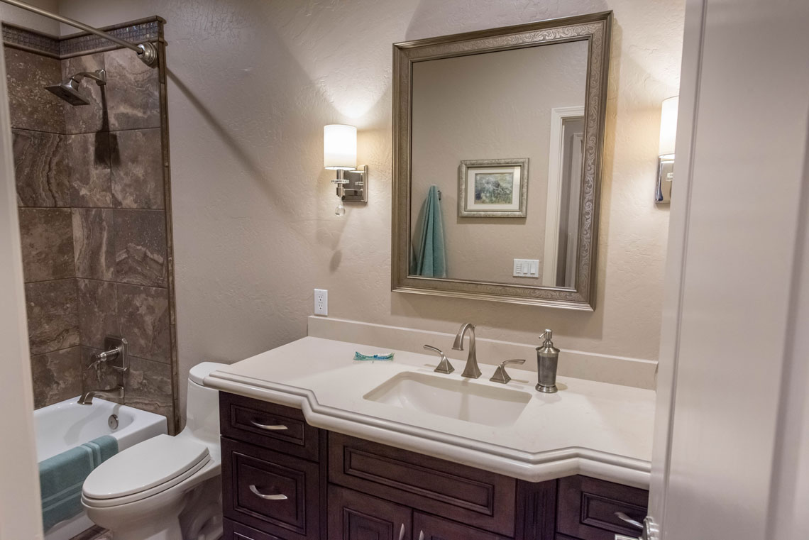 BHB Behrmann Home Basics Scottsdale Bathroom Upgrade June