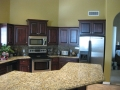 BHB Kitchen Granite Counters Cabinets